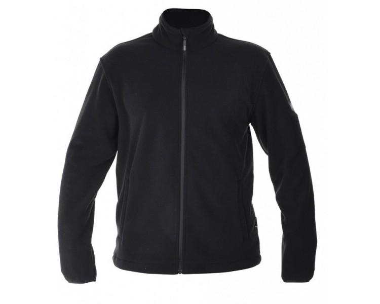 Černá mikina MAGNUM FLEECE - profesionální vojenské a policejní oblečení