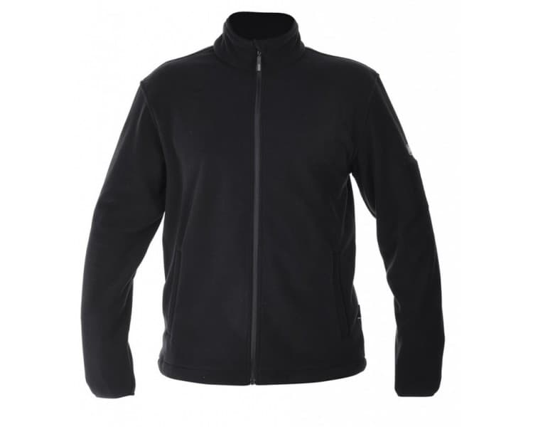 MAGNUM FLEECE Black Sweatshirt - Professional military and police clothing