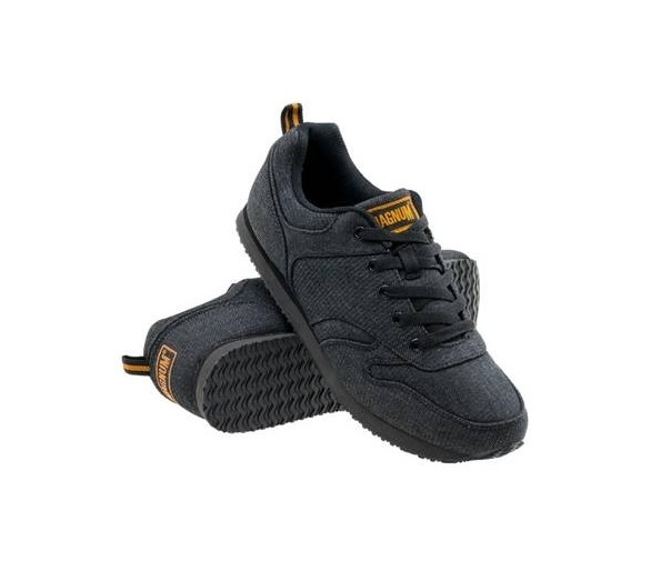 MAGNUM Nilis black leisure shoes