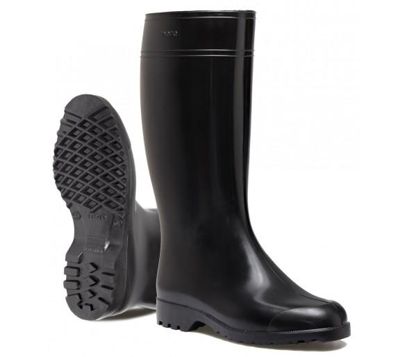 Nora ANTONIA dámská pracovní gumová obuv černá
