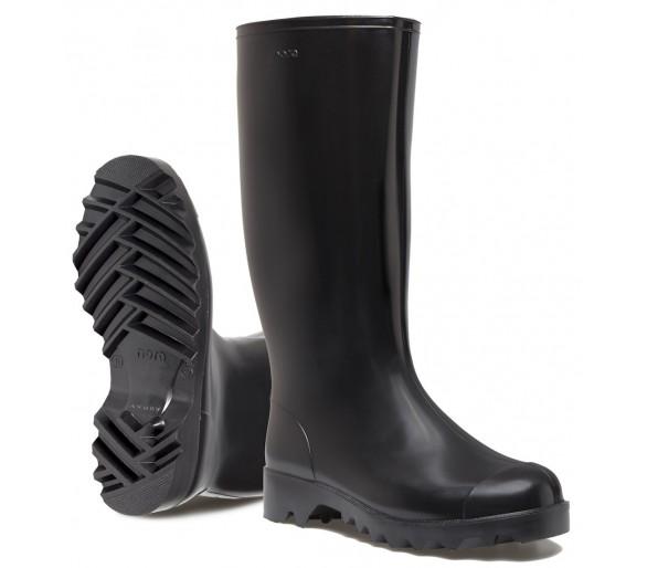 Nora DOLOMIT pracovní gumová obuv černá