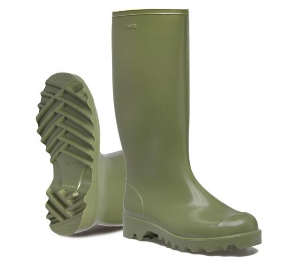 Nora DOLOMIT pracovní a bezpečnostní gumová obuv zelená