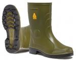 Stivali in gomma da lavoro e sicurezza Rontani FARM verdi