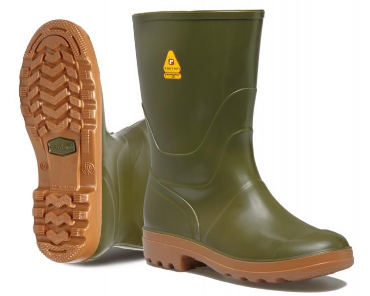 Pracovní a bezpečnostní gumové boty Rontani FOREST