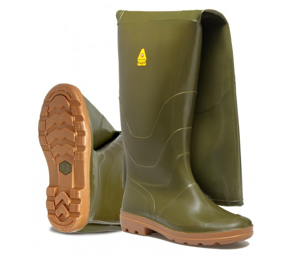 RIVER rubber boots for fishermans