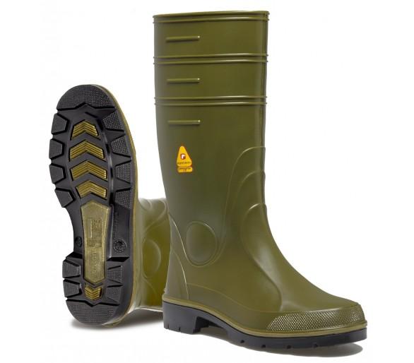Rontani WINNER pracovní a bezpečnostní gumová obuv zelená