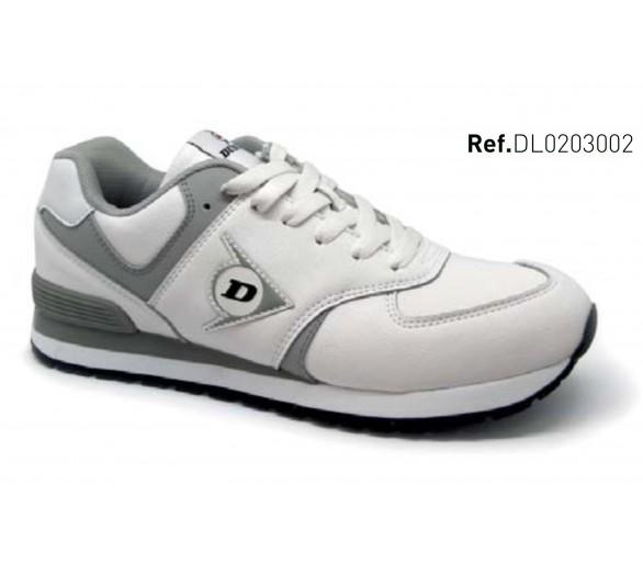 DUNLOP Flying Wing White scarpe per il tempo libero e da lavoro