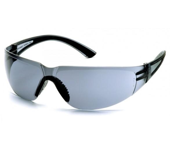 Cortez ESB3620S, ochranné okuliare, čierne stranice, sivé