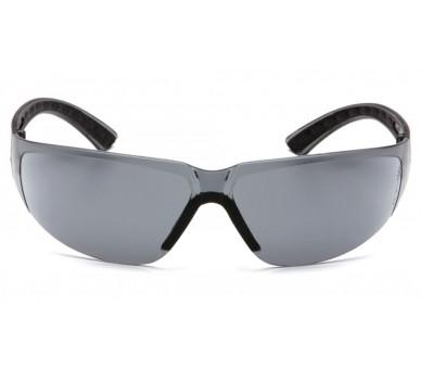 Cortez ESB3620S, gafas de seguridad, lado negro, gris