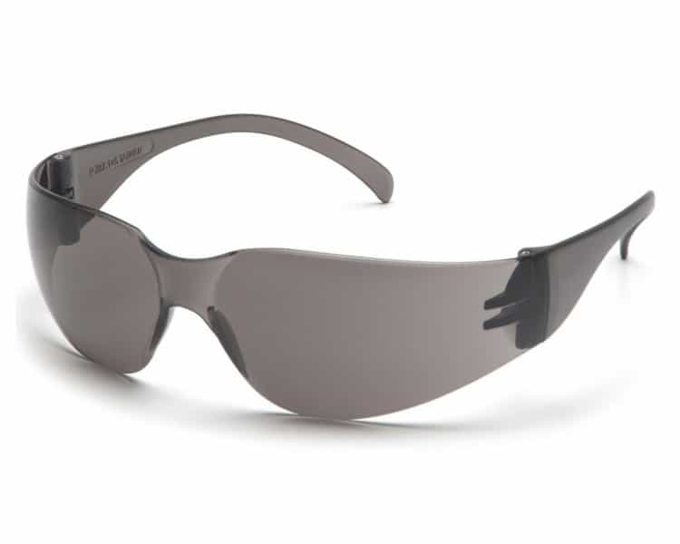 Intruder ES4120S, óculos de segurança, cinza