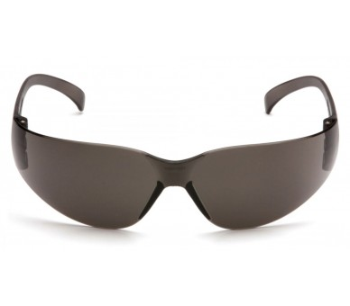 Intruder ES4120S, ochranné okuliare, šedé