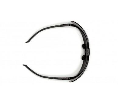 Onix ESB4980S, ochranné brýle, černá obruba, zrcadlové, I / O zorník