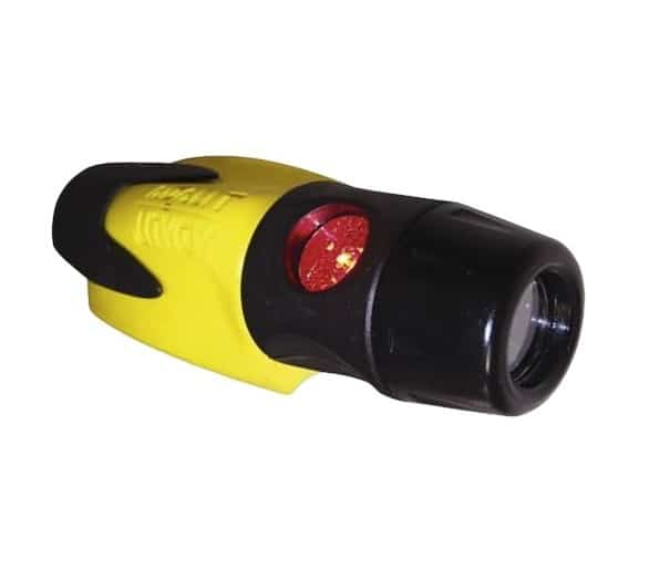 LIGHT ADALIT L10 flashlight for explosive environments