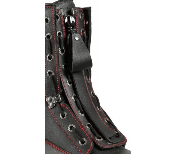 VESUV zip for firefighting action boots