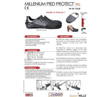 Tapa protectora ZGS MILLENIUM