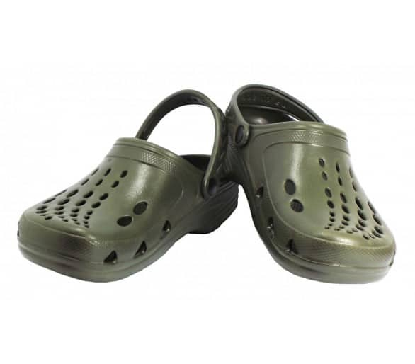 Camminare FREE TIME Clogs green