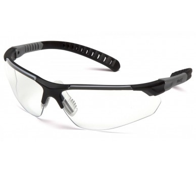 SITECORE SGL10110DTM, ochranné brýle, černý nemlživý zorník H2MAX, černá obruba