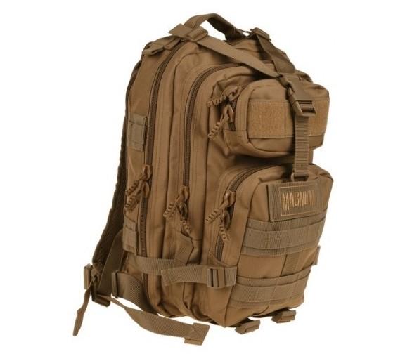 MAGNUM Plecak Fox 25 l - oliwkowy