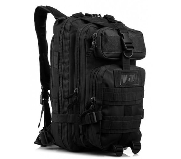 MAGNUM Fox Backpack 25 l - nero