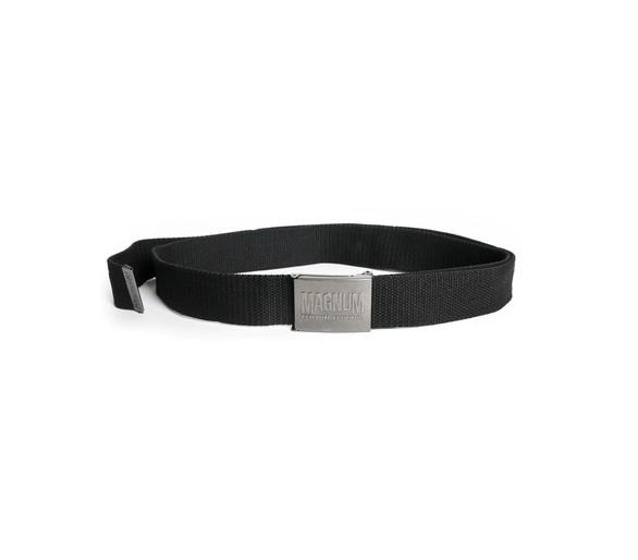 MAGNUM حزام أساسي - أسود