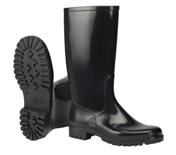 Spirale DAISY botas de borracha para caminhada e lazer