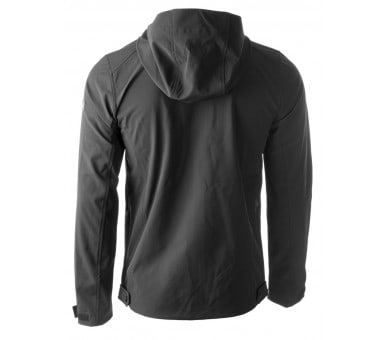 MAGNUM MOOSE softshell jacket black