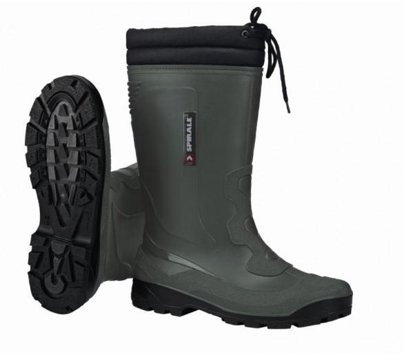 Spirale zimowe buty unisex JOHN do pracy i aktywności na świeżym powietrzu