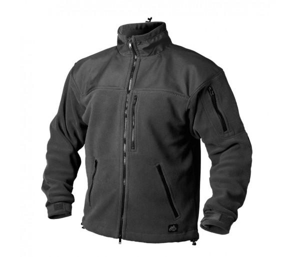 MAGNUM HELIKON Classic Army bunda fleece čierná