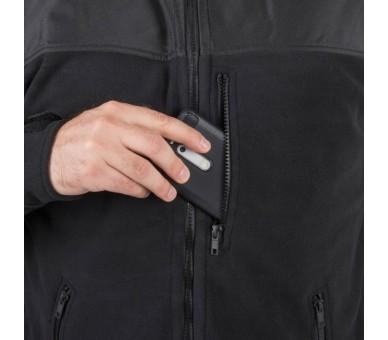 MAGNUM HELIKON Classic Army bunda fleece černá