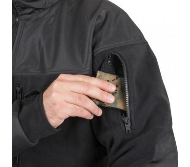 Fleecová bunda MAGNUM HELIKON Classic Army černá