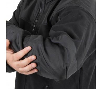 MAGNUM HELIKON Классическая армейская флисовая куртка черного цвета