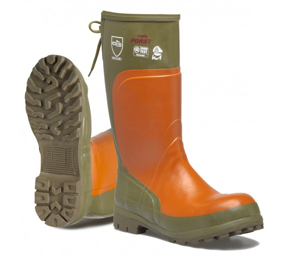 Spirale FORST working and safety rubber boots