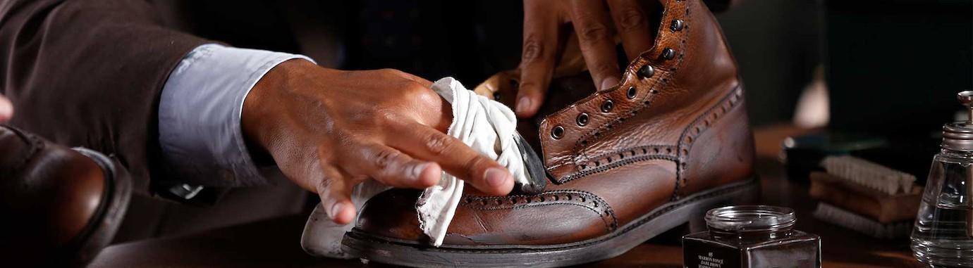 Shoe care