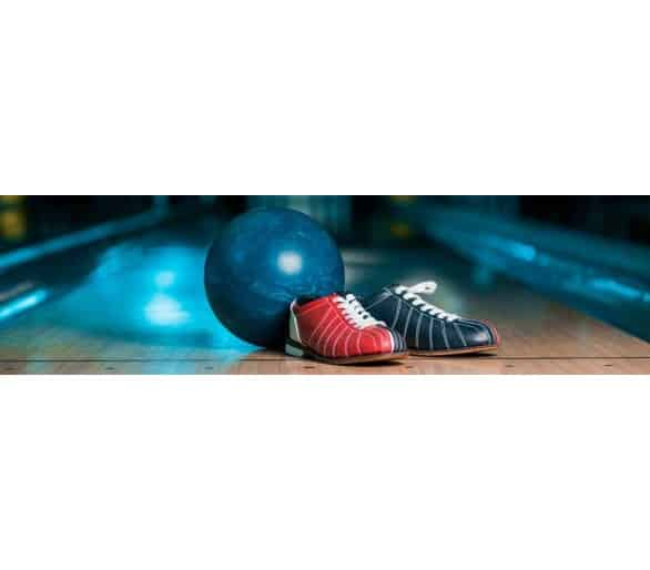 Bowling cipő