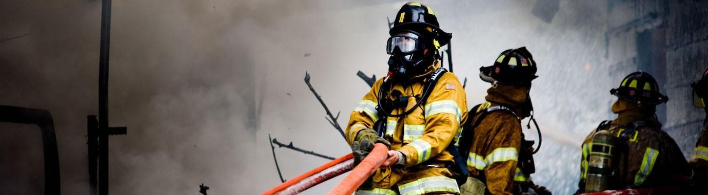 Scarpe antincendio