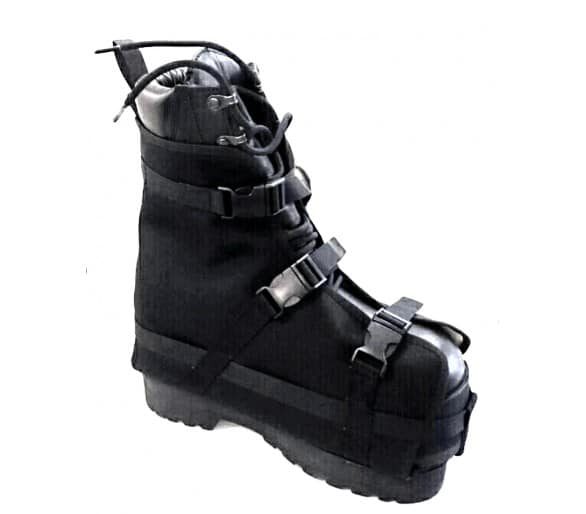 ZEMAN AM-L cover for humanitarian anti-mine shoes